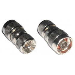 Adaptador N macho - PL macho ST-915