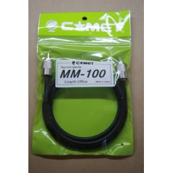 MM-100        Latiguillo Comet PL cable baja perdida