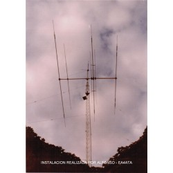 Antena HF Base Hy-Gain EXPLORER-14
