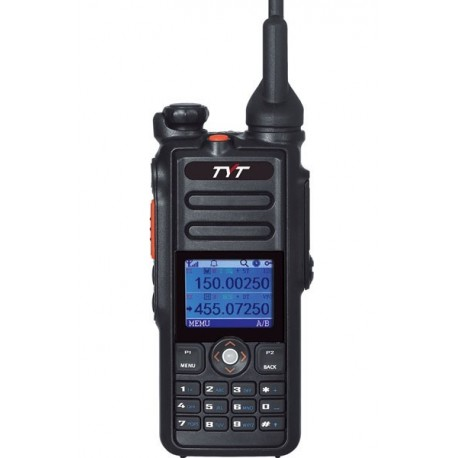 Walkie Talkie DMR Digital TYT MD-2017 Doble banda con GPS