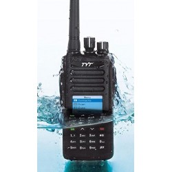Walkie Talkie DMR Digital TYT MD-UV390GPS