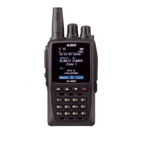 Walkie Talkie DMR Alinco DJ-MD5