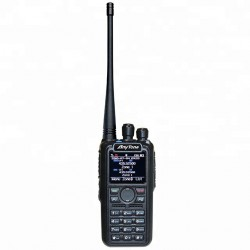 Walkie Bibanda Anytone AT-D878UV DMR y Analógico